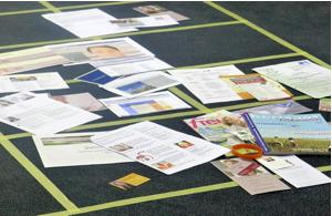 Das gefüllte Marketing-Grid