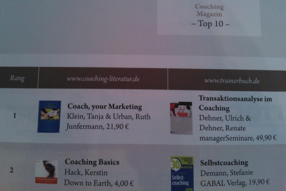 Coaching Magazin 2/2013